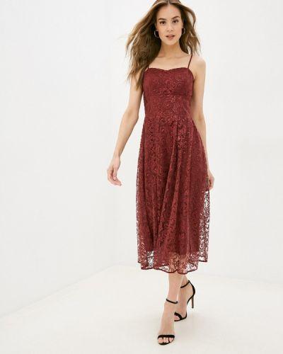 Красное вечернее платье Charuel