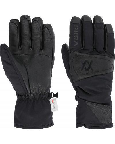 Черные перчатки водонепроницаемые VÖlkl