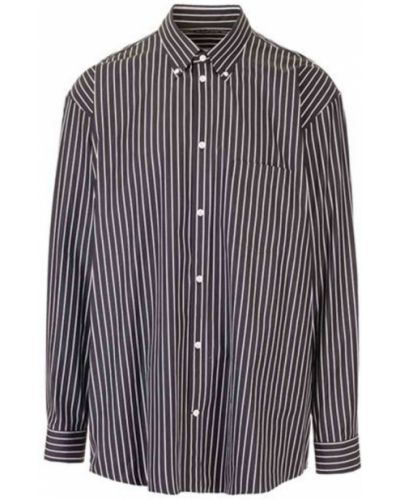 Koszula bawełniana na co dzień Balenciaga