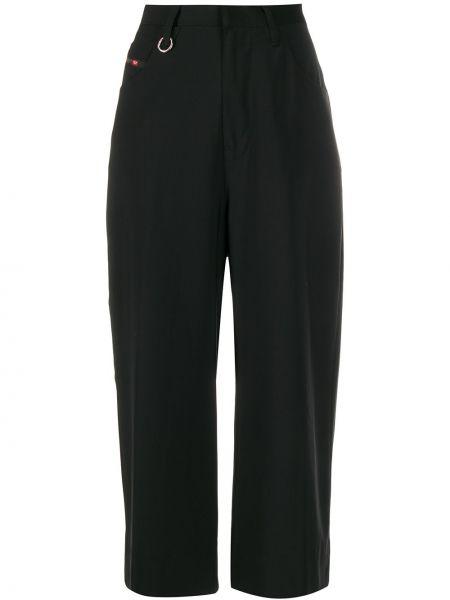 Свободные брюки брюки-хулиганы с карманами Diesel