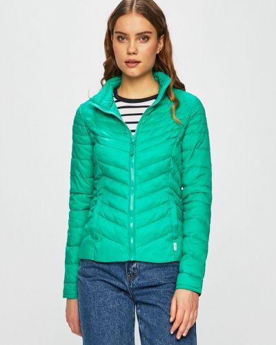 Стеганая куртка облегченная с карманами Only