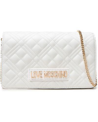 Torebka - biała Love Moschino