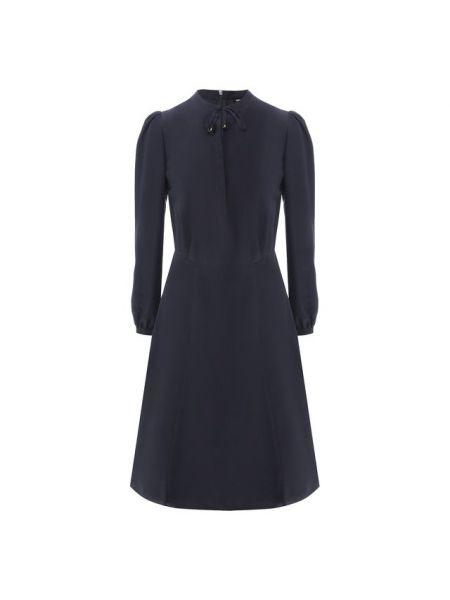 Платье шелковое Giorgio Armani