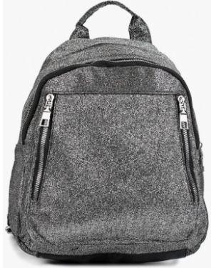 Серебряный рюкзак Diora.rim