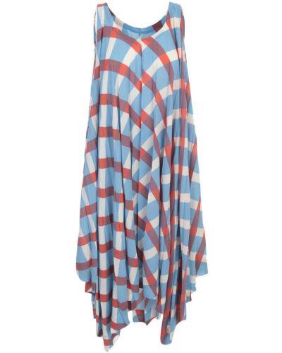 Sukienka długa na co dzień Issey Miyake