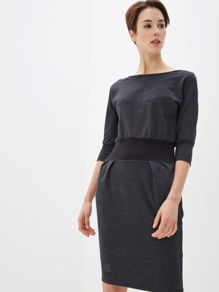 Платье - серое Numinou