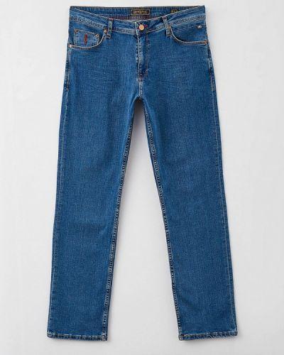 Синие джинсы осенние Colin's