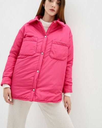 Утепленная куртка - розовая Lilove