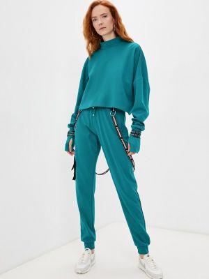 Спортивный костюм - зеленый Malaeva