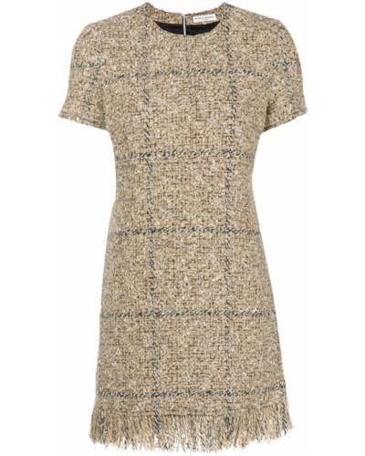 Шерстяное платье - бежевое Sonia Rykiel