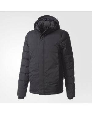 Куртка с капюшоном утепленная Adidas