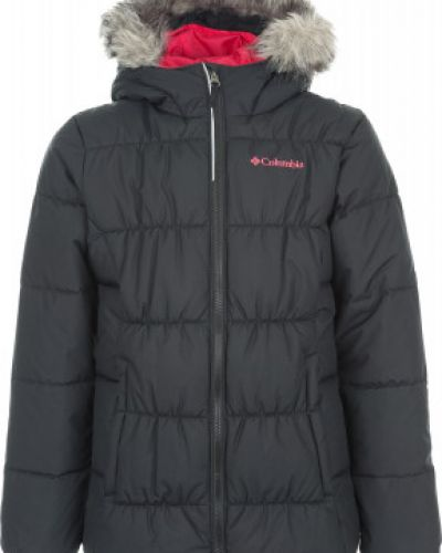 Утепленная куртка с капюшоном спортивная Columbia
