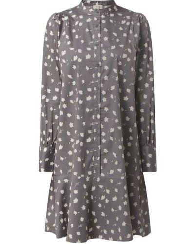 Sukienka rozkloszowana bawełniana zapinane na guziki Levete Room