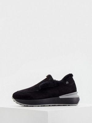 Черные демисезонные ботинки Nando Muzi