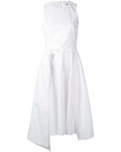 Хлопковое платье - белое Chalayan