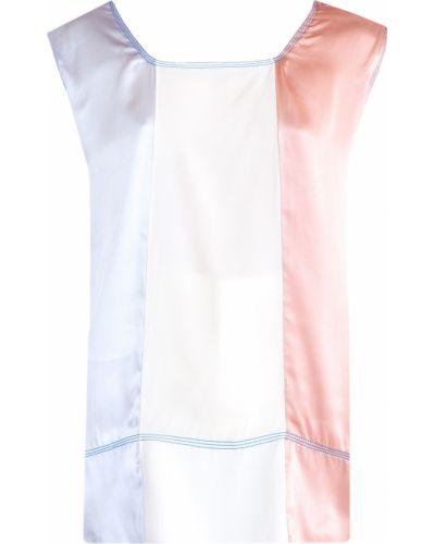 Блузка из вискозы длинная Marni