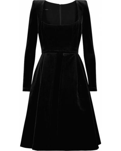Czarna sukienka Alex Perry