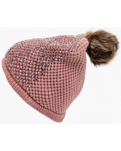 Розовая шапка Incity