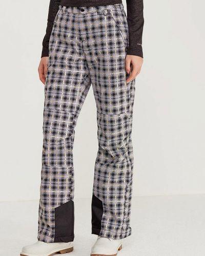 Серые брюки горнолыжные Luhta