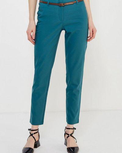 Бирюзовые брюки Zarina