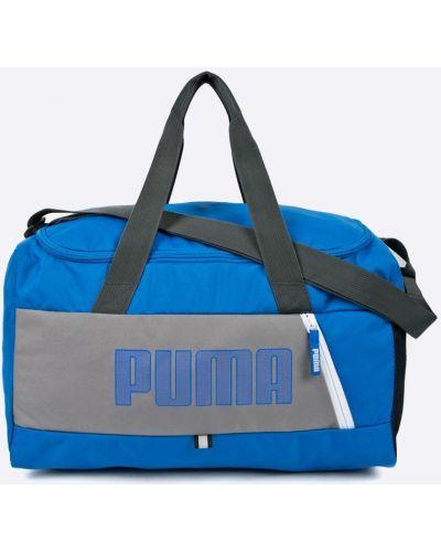 Синий чемодан Puma