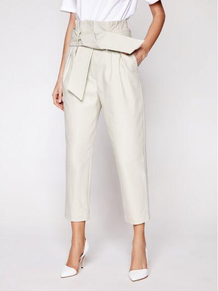 Szare spodnie materiałowe Iro