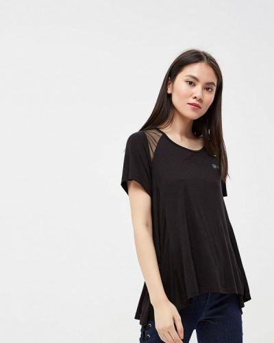 Черная футболка Phard