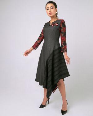 Вечернее платье миди Charutti