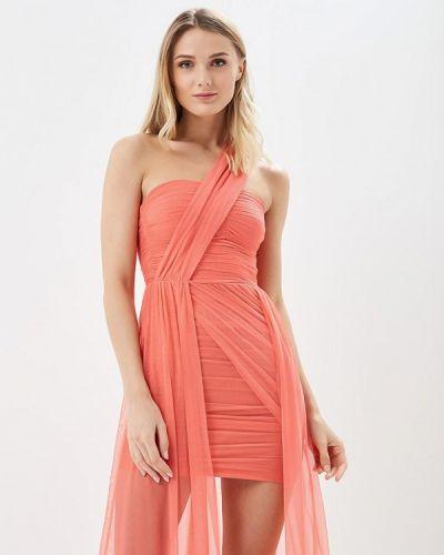 Платье весеннее розовое Love Republic