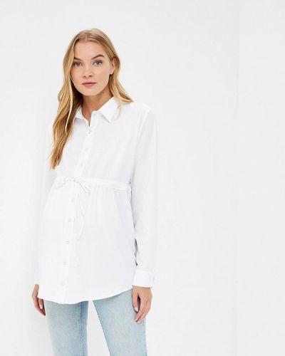 Блузка - белая 9месяцев 9дней