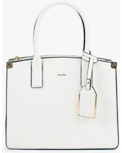 Белая сумка Aldo