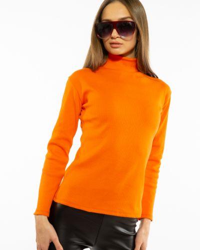 Водолазка - оранжевая Time Of Style
