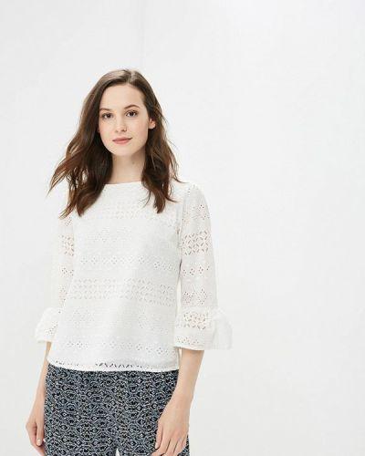 Блузка кружевная белая Top Secret