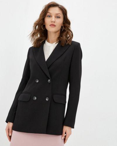 Черный пиджак Y.o.u.