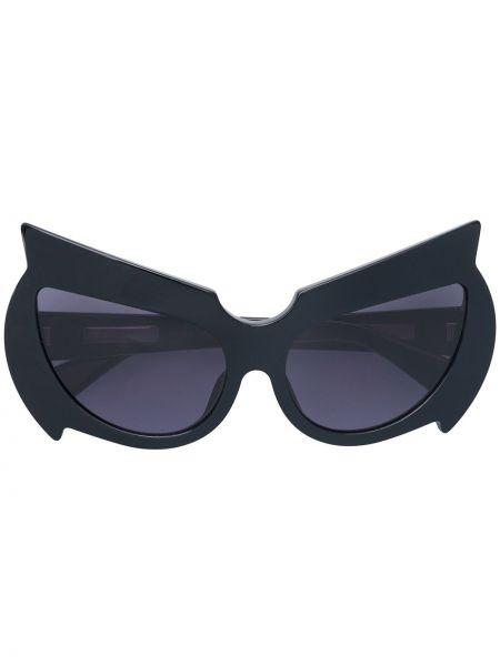 Муслиновые черные солнцезащитные очки Fakbyfak