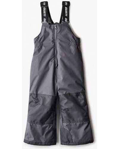 Утепленные серые брюки Gusti