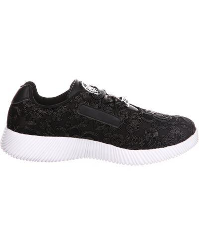 Спортивные кроссовки - черные Plein Sport