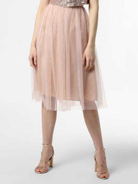 Różowa spódnica z cekinami Hailey Logan