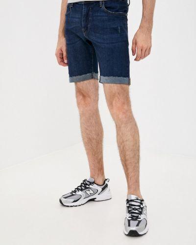 Джинсовые шорты - синие Tiffosi