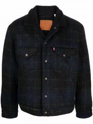 Длинная куртка - черная Levi's®
