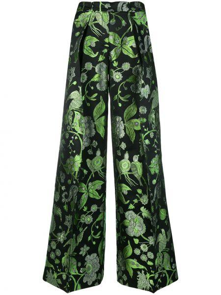 Свободные брюки со складками Christian Pellizzari