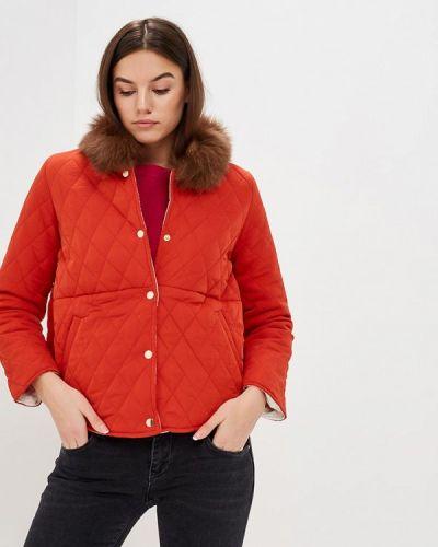 Утепленная куртка осенняя демисезонная Katomi