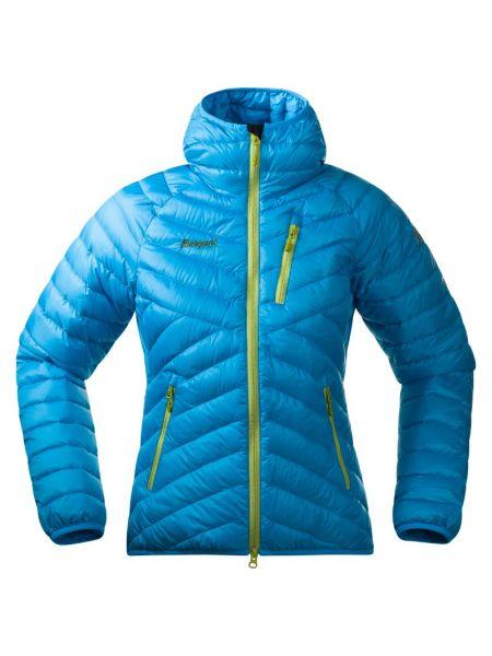 Зимняя куртка с капюшоном утепленная Bergans