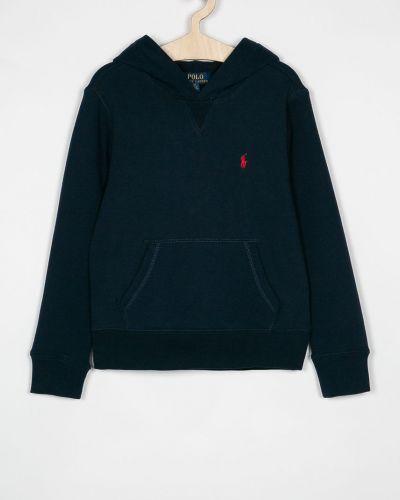 Bluza z kieszeniami czerwony Polo Ralph Lauren