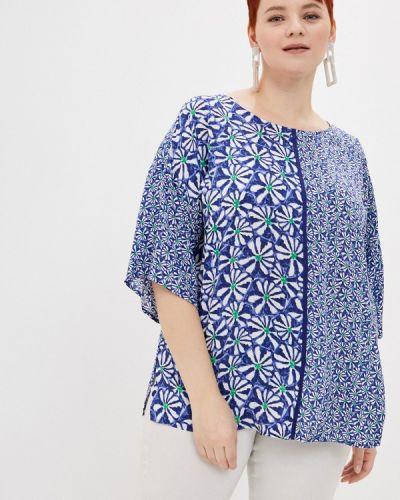 Блузка - синяя Samoon By Gerry Weber