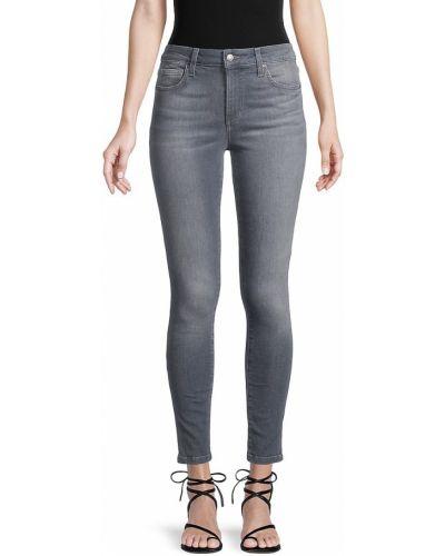 Укороченные зауженные джинсы Joe's Jeans