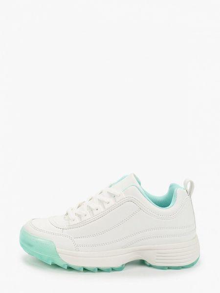 Белые кроссовки из искусственной кожи Kylie