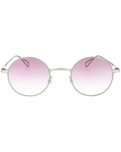 Różowe okulary Mykita