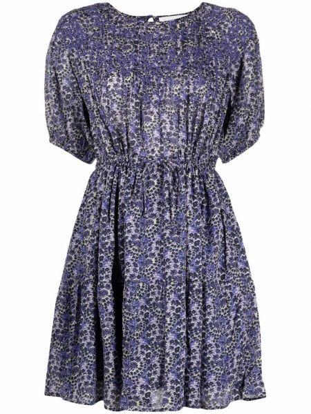 Платье мини короткое - белое Ba&sh