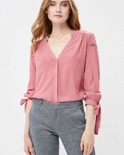 Розовая блузка Naf Naf
